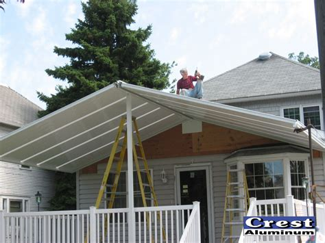 patio cover design gallery crest aluminum products co