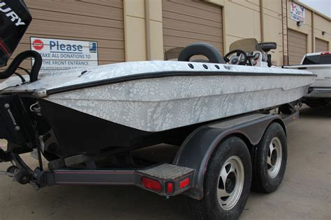 Kryptek Vinyl Boat Wrap by Custom Yeti Kryptek Camo On Bass Boat Boat Wraps