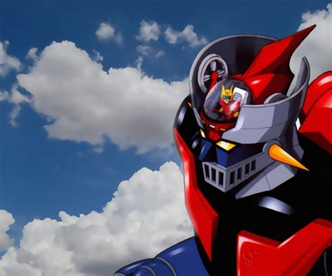 Download Mazinger Z Wallpaper Gallery