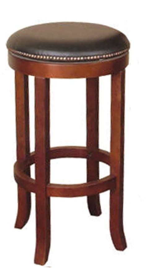 30 bar stools without back designs cappuccino 1783ca 30 quot swivel barstool 7320