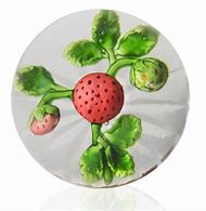 Strawberry Paperweight