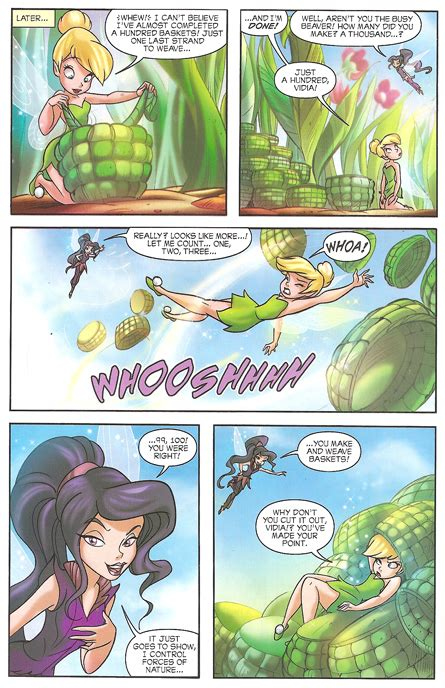 comic kathy free comic book month tinker bell
