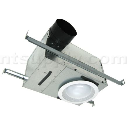 bathroom fan light buy broan model 744 recessed light with fan broan nutone 744