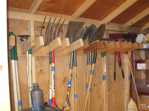 Shed Organizers : Diy Tool Organizer From