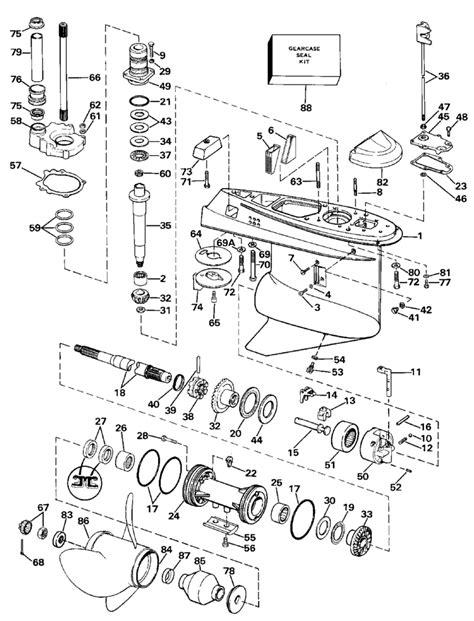 Volvo Parts Diagrams by Volvo Penta Lower Unit Parts Diagram Downloaddescargar