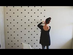 Diy Wall Decor~Diy Wall Art Ideas For Bedroom - YouTube