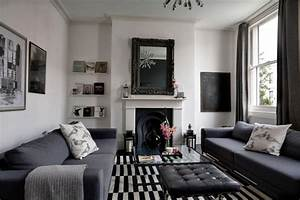 marvelous gray living room ideas decorating for furniture With inspiration ideas for black and white rug
