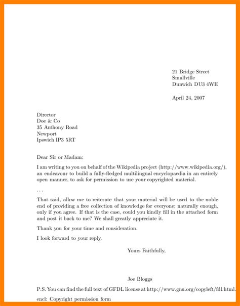 english formal letter sample penn working papers