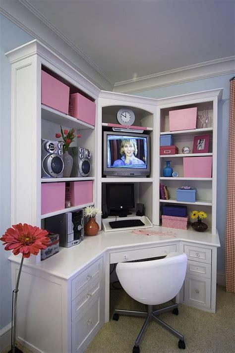 Corner Desk Design Ideas by 55 Room Design Ideas For