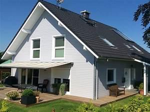 Skandinavische Holzhäuser Farben : holzhaus bis von fjorborg schwedenhaus haus svendborg ~ Markanthonyermac.com Haus und Dekorationen