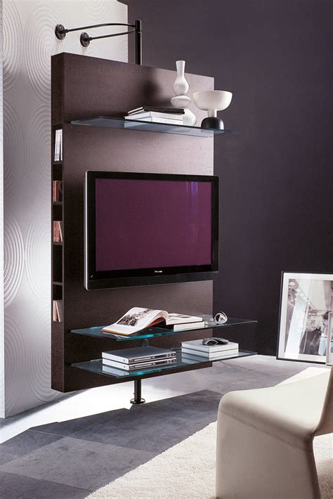 Living Room L Stands by Porada Mediacentre Wall Tv Stand