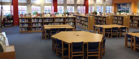 learning commons caldwell elementary