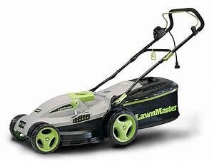 Lawnmaster Meb1016m Electric Mulching Lawn Mower Review