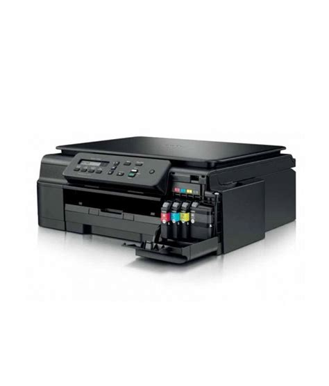 First it has a tray in the entrance for feeding paper, so in contrast to prime feeding printers like epson cannon hp etc which occupy vertical space. Brother Driver Dcp-T500W : Brother Dcp T500w Ink Refill Tank Printer Hands On Review - Print ...
