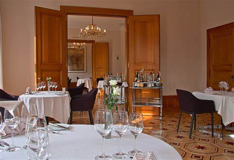 Restaurant Bel Etage Im Teufelhof Baselcom