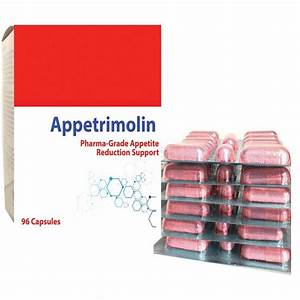 Appetrimolin Pharma Grade Appetite Suppressant Tablets Fat Burner Weig  U2013 Optimum