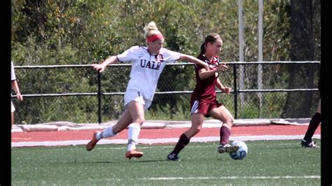 ualr  texas state womens soccer youtube