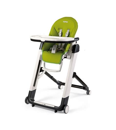 peg perego high chair siesta tray peg perego siesta high chair mela apple green