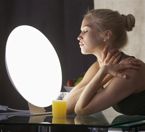 light to help with depression seasonal affective disorder