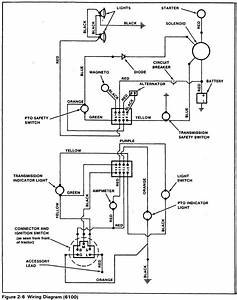Garden Tractor 5 Prong Ignition Switch Wiring Diagram