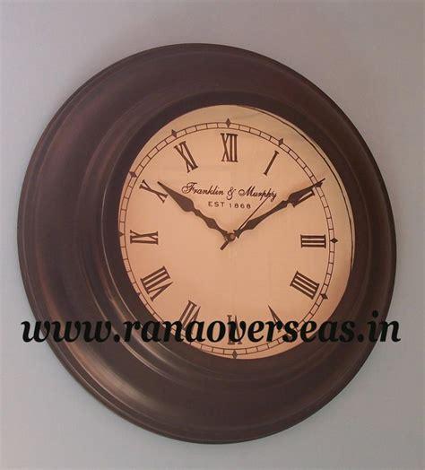 rana overseas  wall hanging clocks
