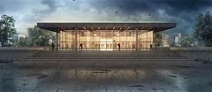 Making of Neue Nationalgalerie in the Rain - Ronen ...