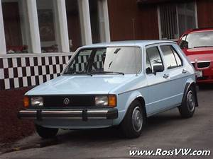 1983 Vw Rabbit Ls Deluxe - 44k Miles