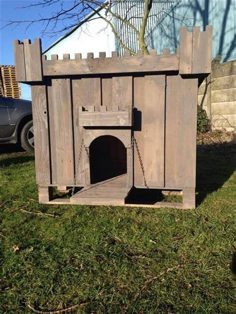 diy pallet doghouse ideas diy
