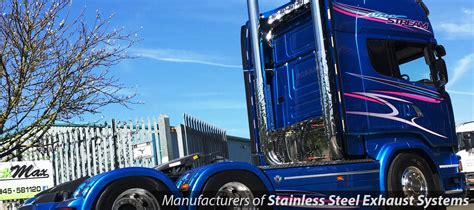 Manufacturers Of Stainless Steel Exhaust Systems