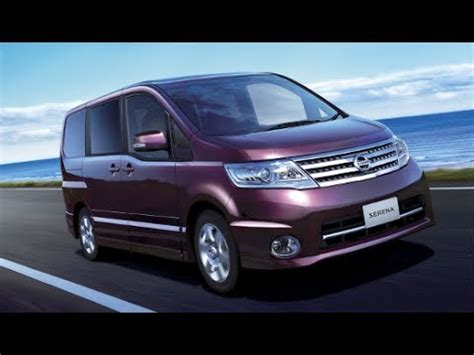 Nissan Serena Picture by Nissan Serena 2013 Review