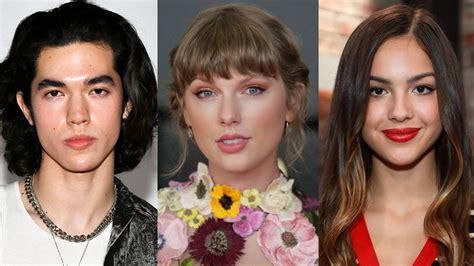 Olivia Rodrigo and Conan Gray Perform Taylor Swift's Re ...
