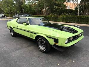1971 Ford Mustang Mach 1 for Sale   ClassicCars.com   CC-1089643