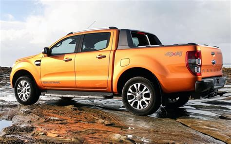 2018 Ford Ranger To Be Released In Late 2018/early 2019