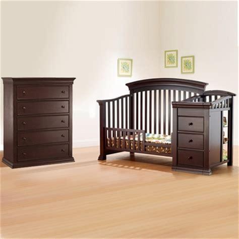 sorelle verona 5 drawer dresser espresso sorelle 2 nursery set nursery set verona crib