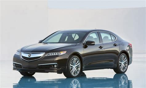 2015 Acura Tlx Unveiled In New York