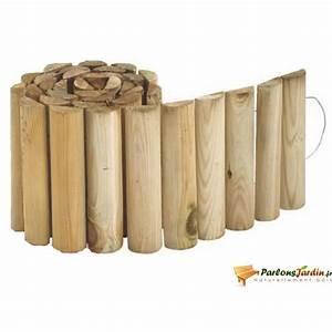 Allée De Jardin Pas Cher : bordure de jardin en bois achat vente bordure de ~ Premium-room.com Idées de Décoration