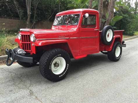 prerunner truck for sale 1957 jeep willys pick up truck off road for sale
