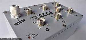 Six2one Antenna Switch