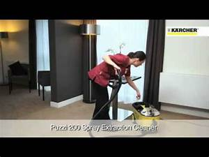 Kärcher Puzzi 200 : k rcher puzzi 100 200 300 400 8 1c carpet cleaner spray extraction machine demonstration ~ Blog.minnesotawildstore.com Haus und Dekorationen