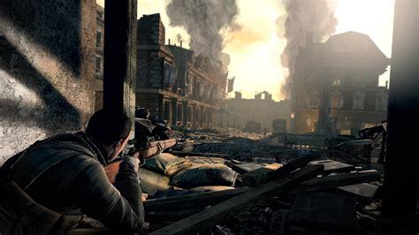 sniper elite  compressed pc game   gb