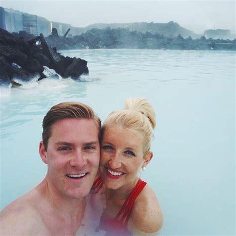 reykjavik blue lagoon traveled wife