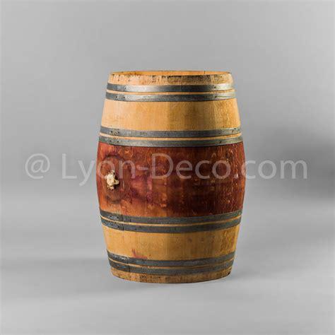 tonneau de vin decoration location tonneau de vin en bois h 90 cm mange debout fut