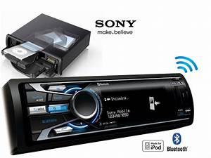 Sony Autoradio Bluetooth : sony s300btx digitale bluetooth auto radio met hands free ~ Jslefanu.com Haus und Dekorationen