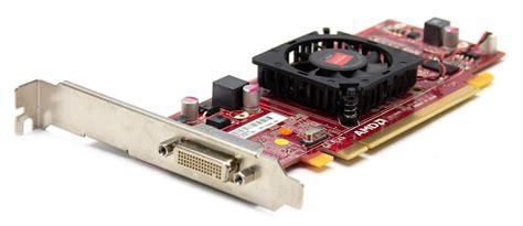 The radeon rx 550 starts at $85 on amazon. AMD V218 Radeon Video Card High Profile (109-C09091-01)
