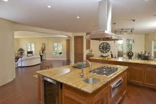 center kitchen island designs touches of montclair contemporary will awe and inspire prospective buyers sfgate