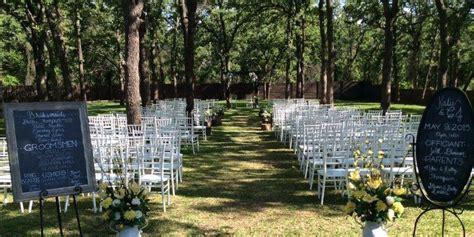grove  denton valley weddings  prices