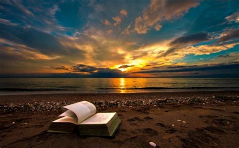 open book sunsets nature background wallpapers