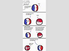 Polandball » Polandball Comics » France reputation