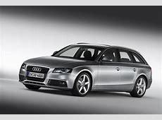Audi Avant Named