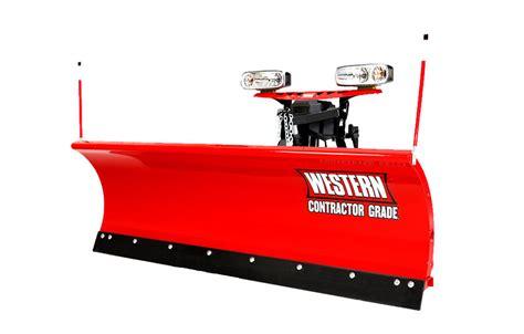 light duty truck plow western pro plus skid steer plow dejana truck utility
